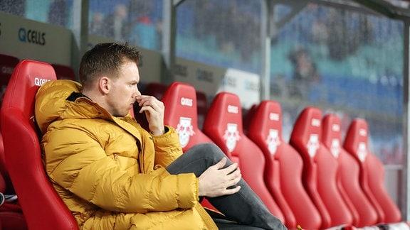 Trainer Julian Nagelsmann (RB Leipzig)
