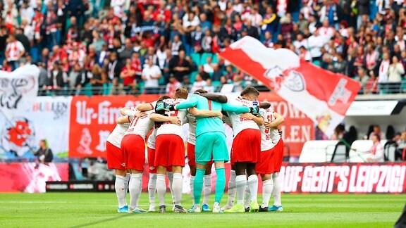 Mannschaftskreis RB Leipzig