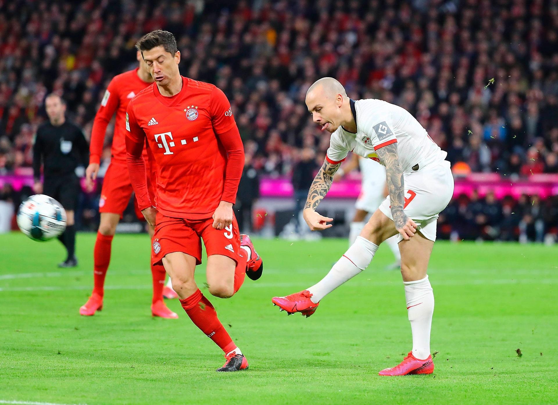 Bayern Gegen Leipzig Live
