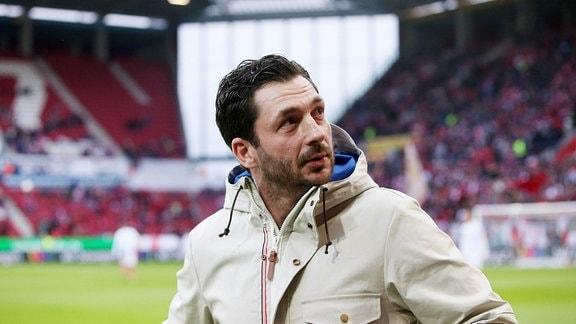 Trainer Sandro Schwartz (Mainz 05)