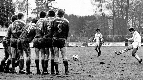 Stuttgarter Kickers - SC Freiburg