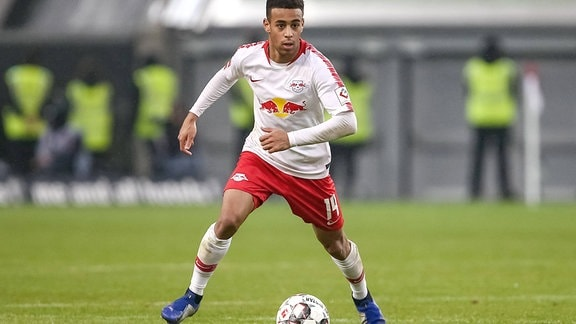 Tyler Adams,  RB Leipzig.