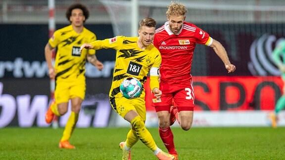 Einzelaktion von Marco Reus Borussia Dortmund