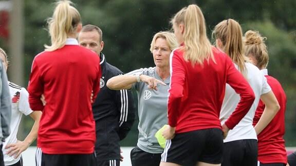 Trainerin Martina Voss-Tecklenburg