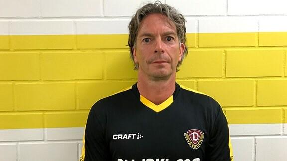 Matthias Grahé, Athletik- und Konditionstrainer Dynamo Dresden