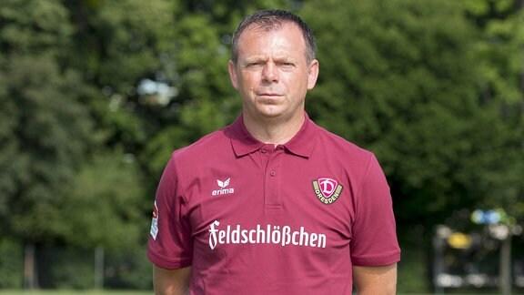 Torwarttrainer Branislav Arsenovic SG Dynamo Dresden