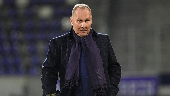 Helge Leonhardt (Präsident FC Erzgebirge Aue)