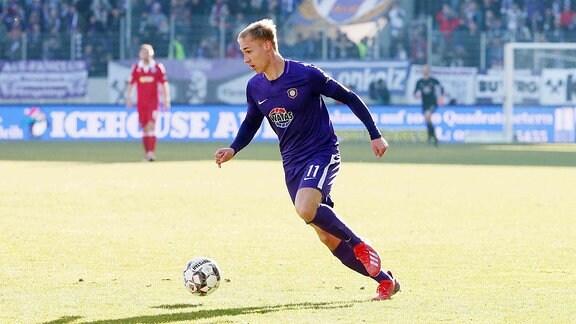 Florian Krüger (FC Erzgebirge Aue)