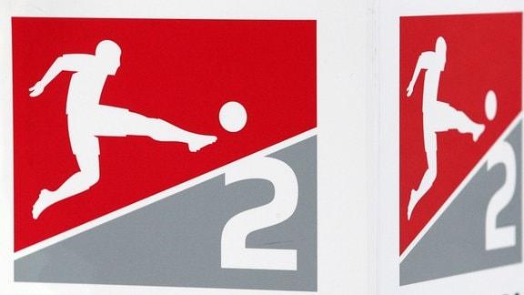 Das Logo der 2. Fußballbundesliga