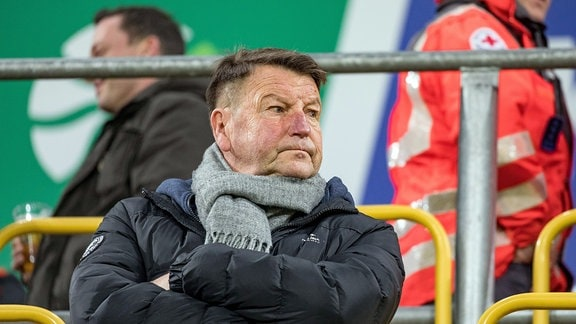 Hans-Jürgen Dixi Dörner, Aufsichtsrat SG Dynamo Dresden