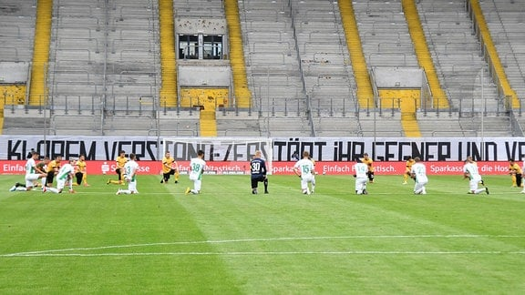 Dynamo Dresden SGD - SpVgg Greuther Fürth