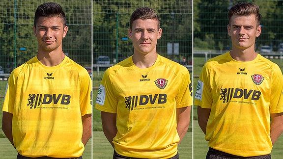 Osman Atilgan, Marius Hauptmann, Max Kulke