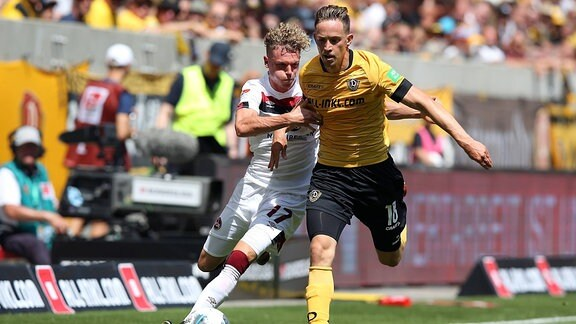 Robin Hack (17, 1. FC Nürnberg)