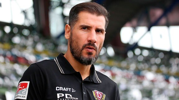 Cristian Fiel (Trainer Dynamo Dresden)