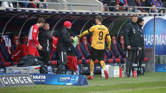 Patrick Schmidt Dynamo Dresden