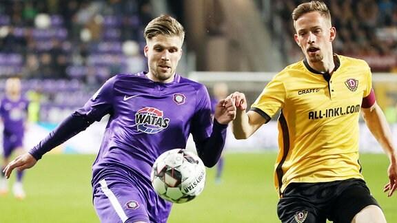 Philipp Zulechner gegen Jannik Müller