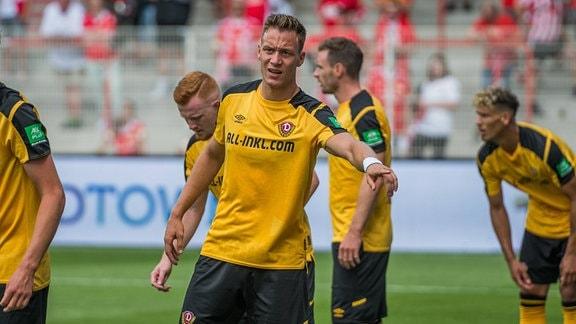 Testspiel 1. FC Union Berlin - SG Dynamo Dresden