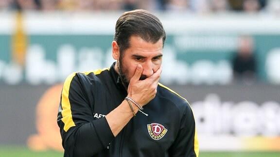Trainer Cristian Fiel