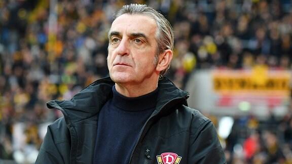 Geschäftsführer Ralf Minge (Dynamo Dresden)