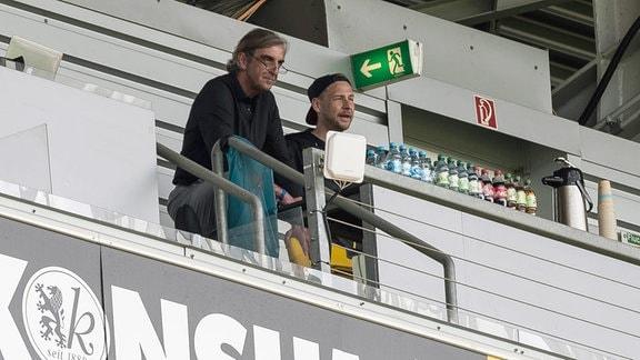 Dresdens scheidender Sportdirektor Ralf Minge.