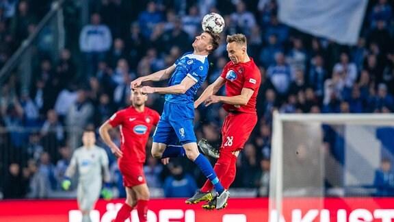 Charles Elie Laprevotte 23 (1. FC Magdeburg), Arne Feick 28 (1. FC Heidenheim 1846)