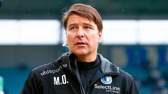 Michael Oenning (Magdeburg, Trainer)