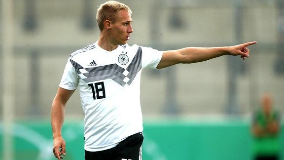 Florian Krüger (U20 Deutschland)