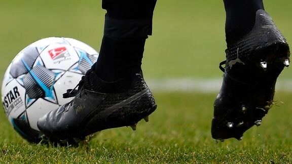 Symbolfoto: Fußballspiel
