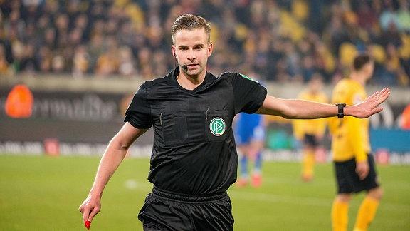 Schiedsrichter Michael Bacher