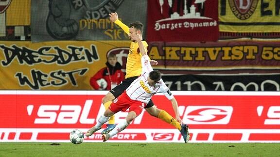 Andreas Geipl und Florian Ballas