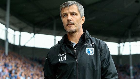 Jens Härtel (Magdeburg, Trainer)