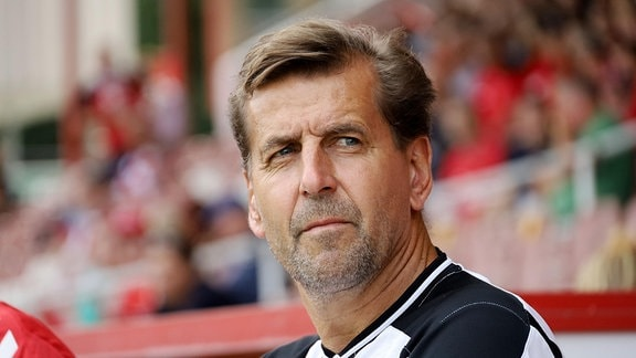 Trainer Heiko Weber