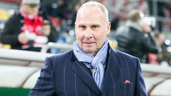 Präsident Helge Leonhardt Erzgebirge Aue