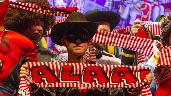 Karnevalssitzung 1. FC Köln