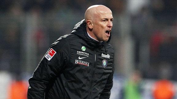 Trainer Karsten Baumann
