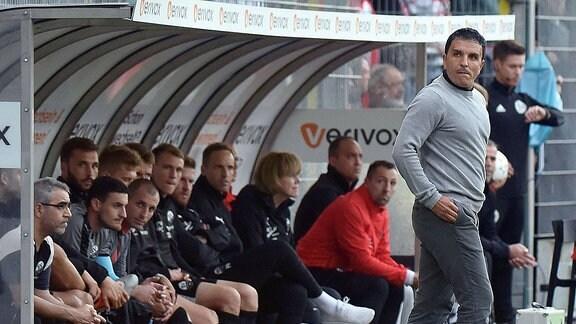 Trainer Kenan Kocak, SV Sandhausen.