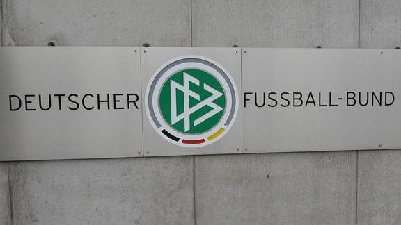 Logo des DFB