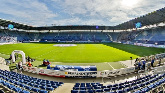 MDCC Arena Magdeburg