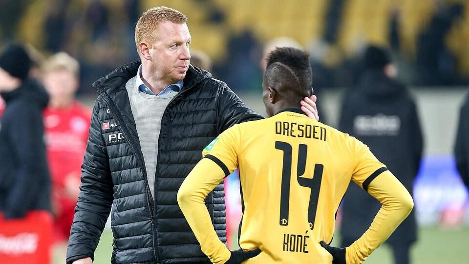 Dynamo will Ergebniskrise gegen Regensburg beenden