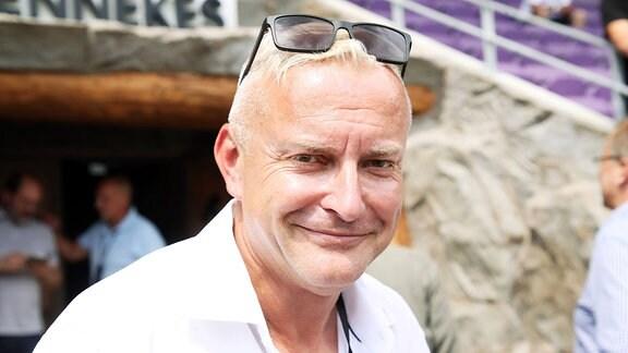 Michael Voigt (Geschäftsführer Erzgebirge Aue)