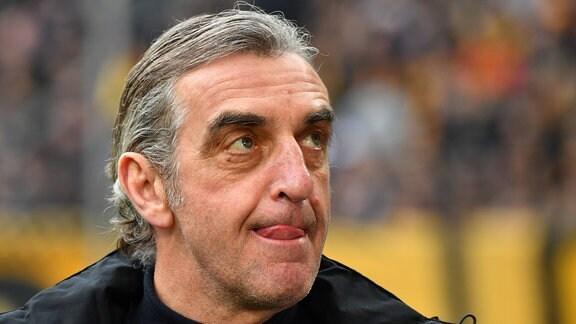 Geschäftsführer Ralf Minge (Dresden)