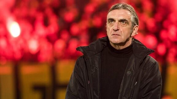 Sportdirektor Ralf Minge von SG Dynamo Dresden.