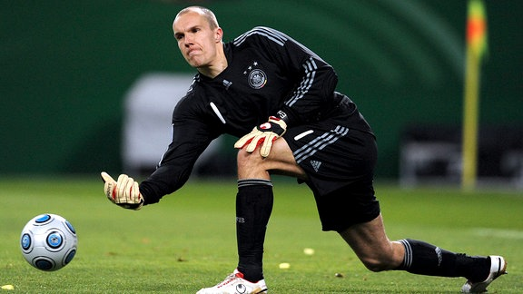 Torwart Robert Enke