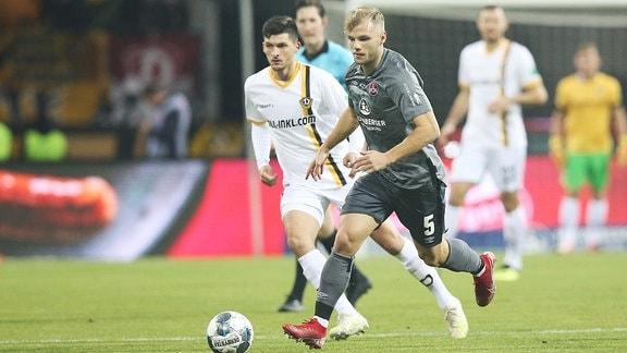 oannis Jannis Nikolaou 4, SG Dynamo Dresden / SGD  Johannes Geis 5