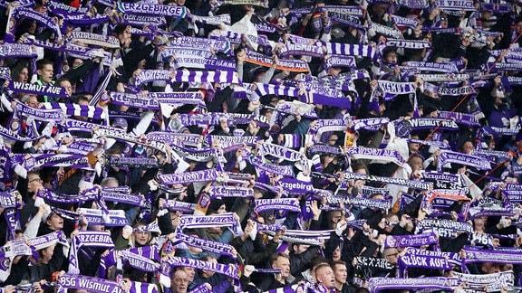 Fans von Aue