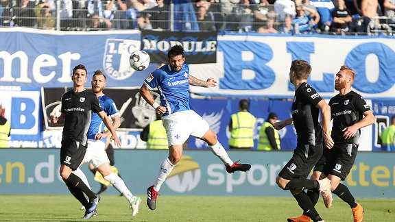 Tor zum 3:1 Aytac Sulu (SV Darmstadt 98)