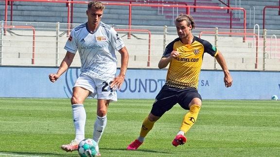 Grischa Proemel, Union gegen Yannick Stark, Dynamo