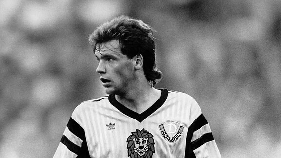 Uwe Rösler Dynamo Dresden