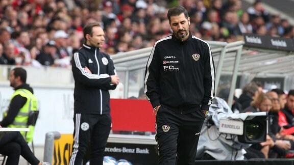 Dynamo Trainer Cristian Fiel