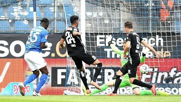 HT`17 Energie Cottbus Dynamo Dresden Riesa Lok Leipzig Hallescher FC HFC Berlin Fußball-Fanshop